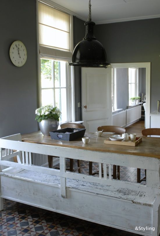 Kleuradvies voor de woonkamer en keuken