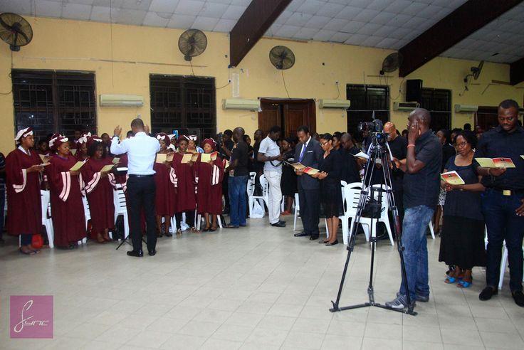 Photos from service of songs held in honour of Peter Bello - Nigerian Headlines
