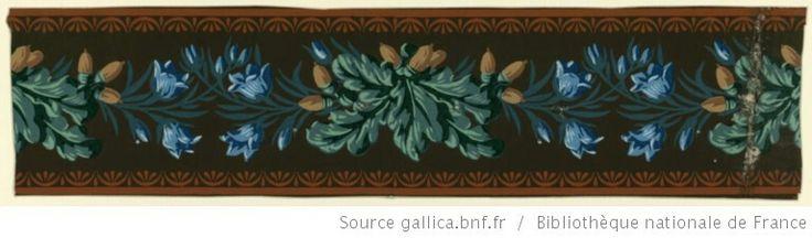 47 best images about bordure frises papier peint zuber. Black Bedroom Furniture Sets. Home Design Ideas