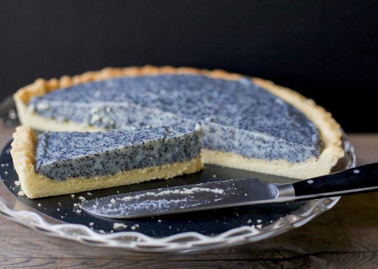 Kuchen de Amapolas, receta chilena