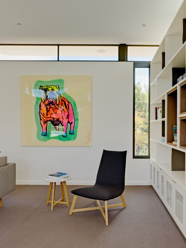 Our Blairgowrie project_ Lounge_Gorgeous artwork