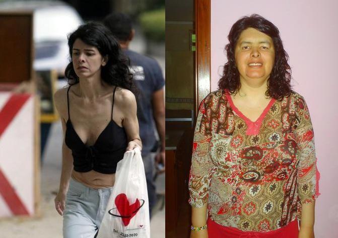 BLOG DO RADIALISTA EDIZIO LIMA: Ex-modelo Josi Campos, musa nas décadas de 80 e 90, vive há dez anos em clínica psiquiátrica