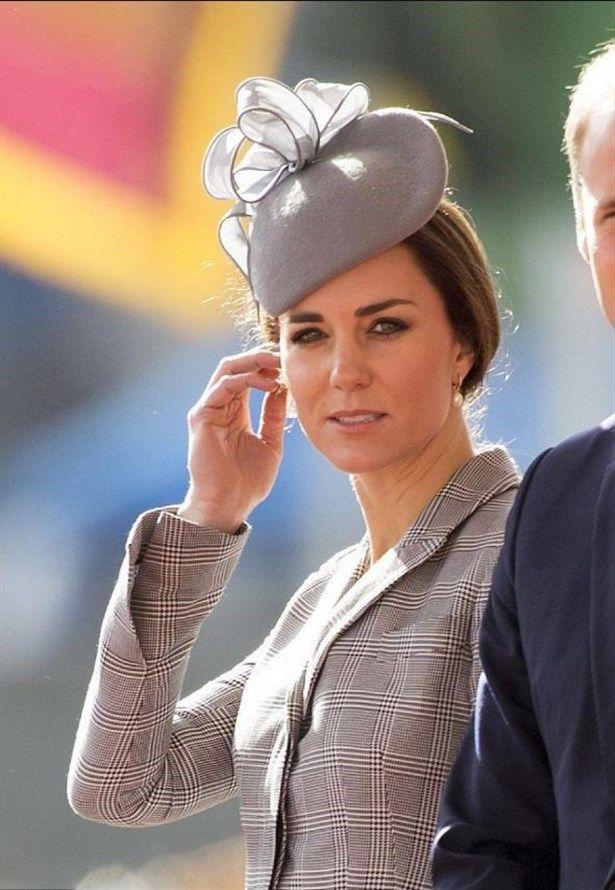 Hamile Modası Kate Middleton'dan..