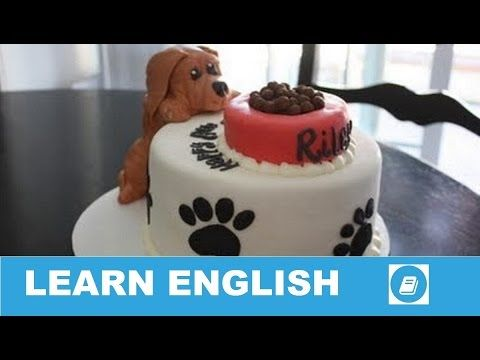 Learn English Vocabulary - Snacks and Desserts 1 - Talking Flashcards - ...