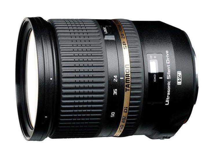 Tamron 24-70 Lens review