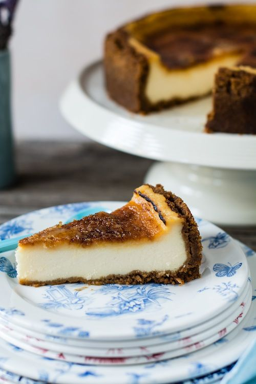 Cheese cake with Crème brule 4 (1 of 1)