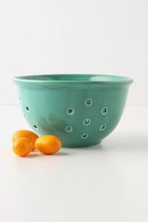 Perennial Mini Colander - modern - colanders and strainers - by Anthropologie