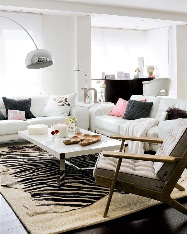 Die besten 25+ Zebradruckteppich Ideen auf Pinterest Zebradruck - schlafzimmer zebra
