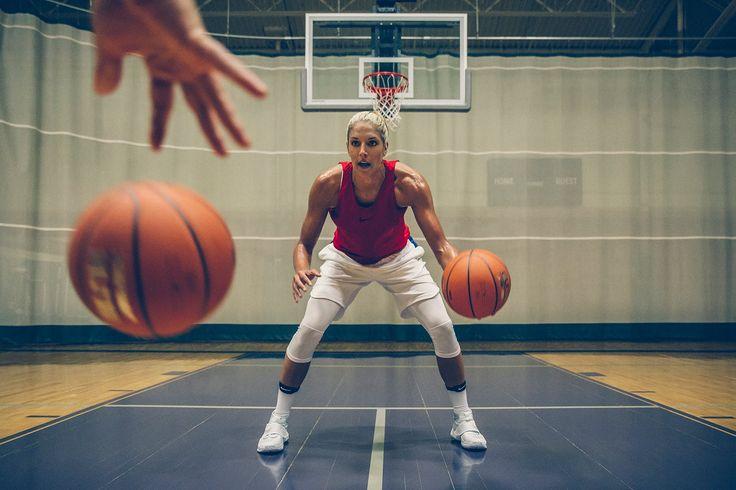 #nike #basketball Unlimited Elena Della Donne