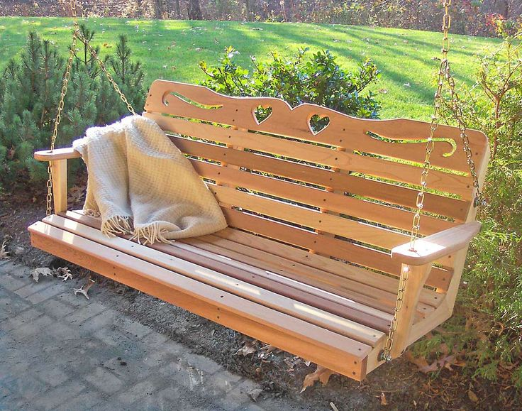 Love Porch Swings Design ~ http://www.lookmyhomes.com/enjoy-the-warmth-of-the-family-along-with-porch-swings/
