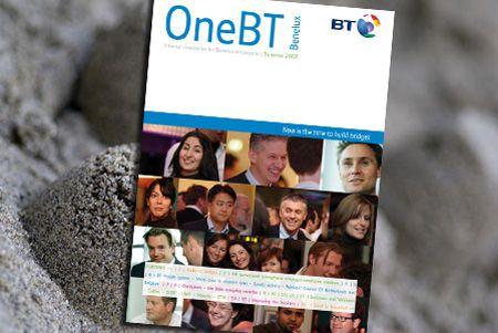 #Personeelsmagazine voor ICT'er BT Benelux