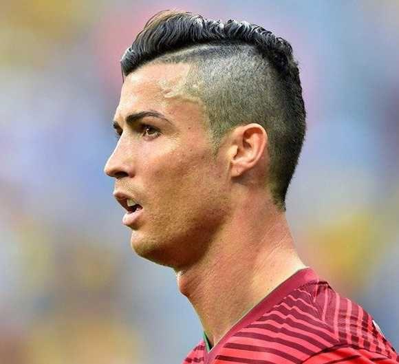 Meilleur Cristiano Ronaldo Coiffures 2017 Votre Coiffure