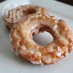 Plain Cake Doughnuts @ allrecipes.com.au