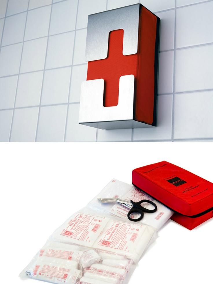 first-aid box by Ulf Thomas Solbach / Radius Design