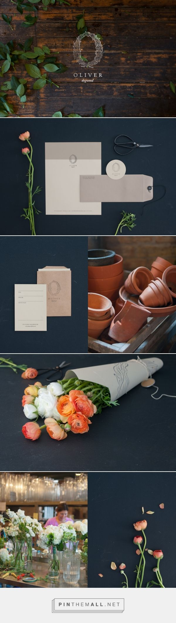 Oliver Dogwood Branding by The McQuades | Fivestar Branding – Design and Branding Agency & Inspiration Gallery