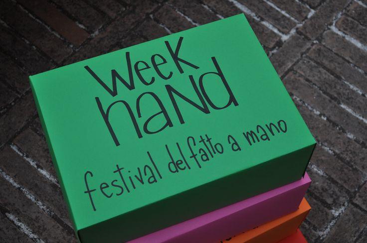Le magnifiche scatole realizzate da Chiara Dionigi  grazie a Favini per la carta #weekhand2015