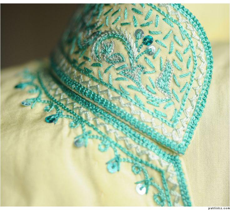 Les meilleures images du tableau embroidery zardozi