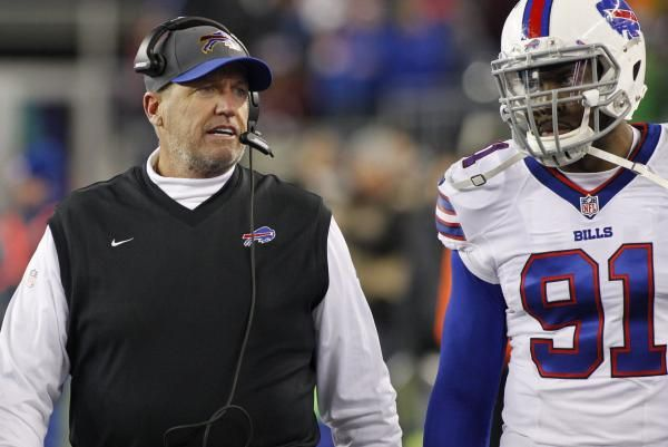 The Sports Xchange ORCHARD PARK, N.Y. -- If Rex Ryan is truly coaching for his job, as reports that surfaced on Sunday have indicated, his…