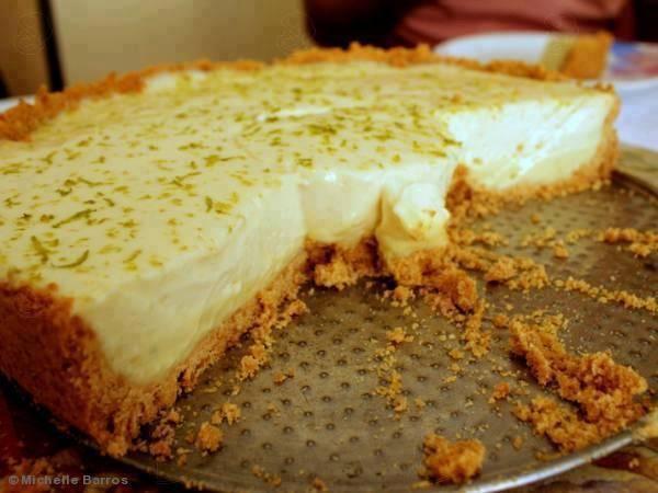 Torta Facil de Limao