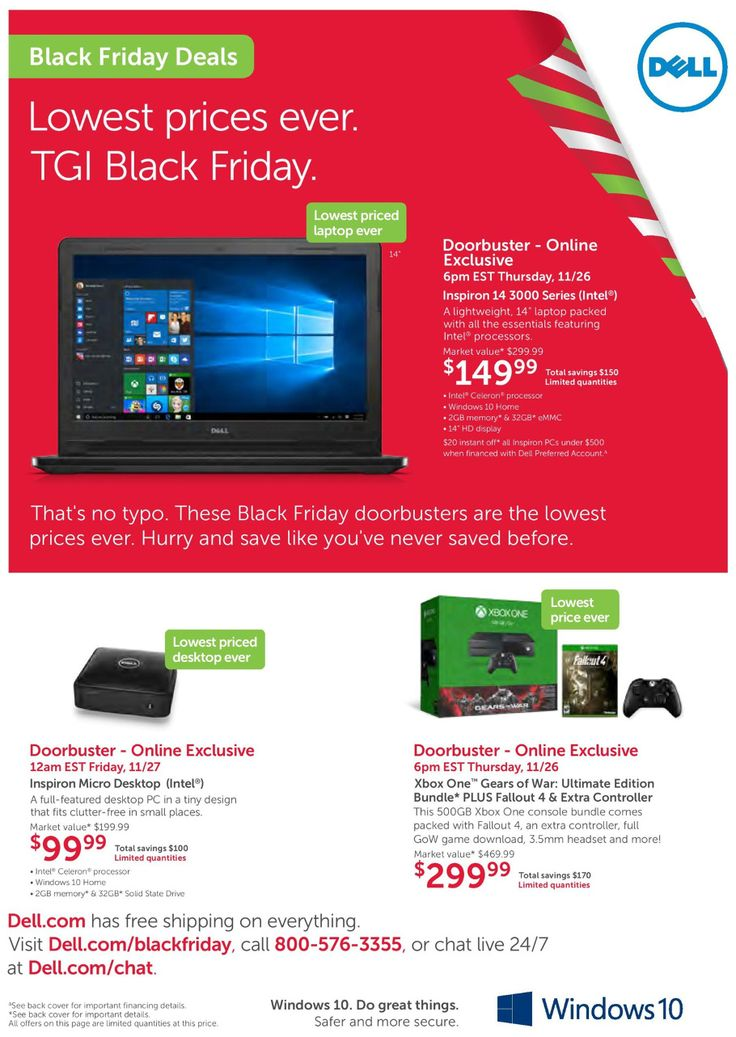 Dell Home Office 2020 Black Friday Ad Black Friday Ads Black Friday Black Friday Deals