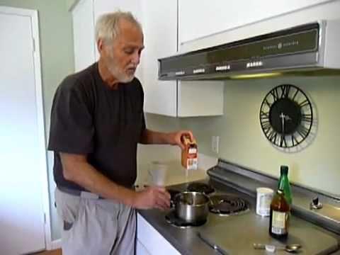 """▶ Cura do câncer de próstata com bicarbonato de sódio - Vernon """"Vito"""" Johnston - YouTube"""