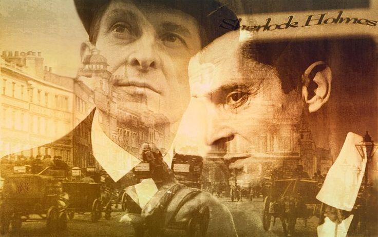 Sherlock Holmes não foi adaptado apenas para o teatro, o personagem protagonizou 15 filmes, 5 séries de TV e uma infinidade de programas de rádio (principalmente na Europa). Conheça um pouco mais desta história. http://obviousmag.org/archives/2010/04/breve_historia_sobre_sherlock_holmes.html