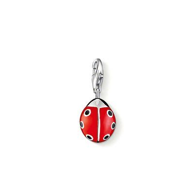 39-Charm Ladybug from the Charm Club collection in the THOMAS SABO online store