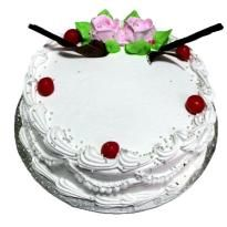 Order Vanilla cake online for delivery in noida. Winni offers online cake delivery in Noida