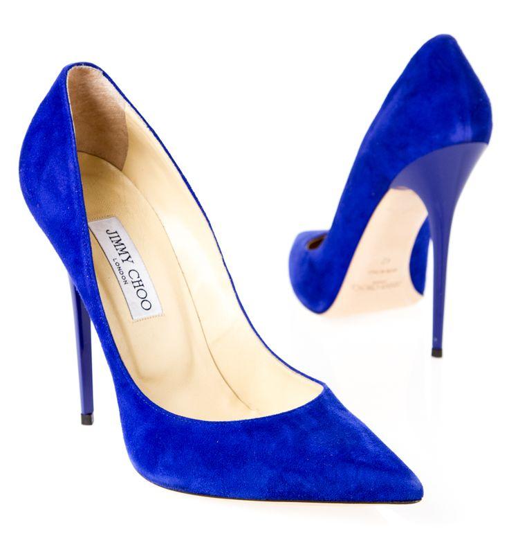 Best 25  Blue heels ideas on Pinterest | Blue shoes, High heels ...