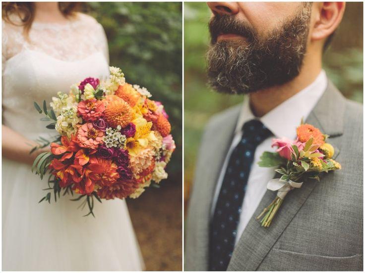 Vancouver Garden Style wedding