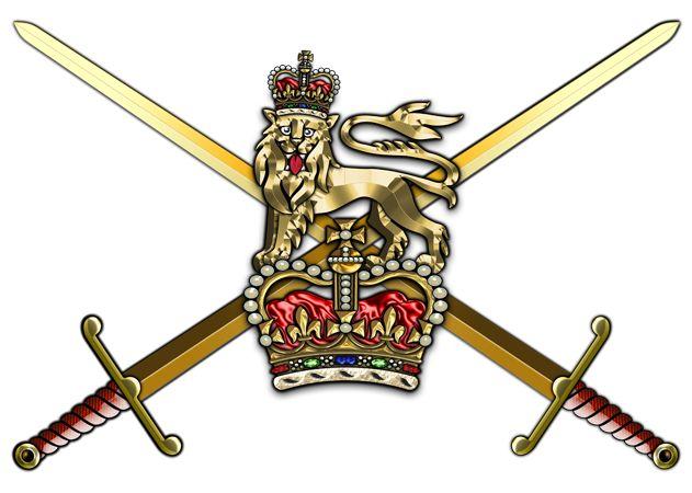 British Army Emblem