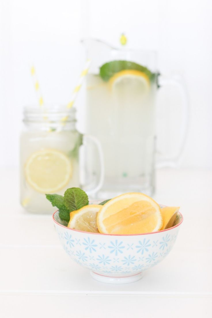 Coastal Style: My Homeade Lemonade