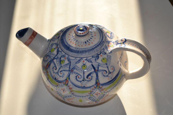 Teapot Quasimodo3  www.quasimodo3.it