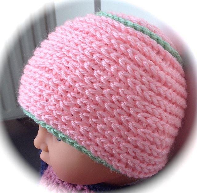 Ravelry: Katonti Baby Hat pattern by Tami Samuelov