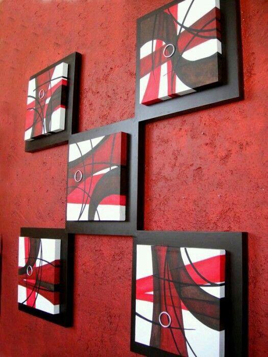 Las 25 mejores ideas sobre cuadros minimalistas en pinterest apartamento de brooklyn arte de - Cuadros tenerife ...