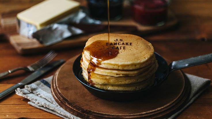 J.S. PANCAKE CAFE | J.S. パンケーキカフェ