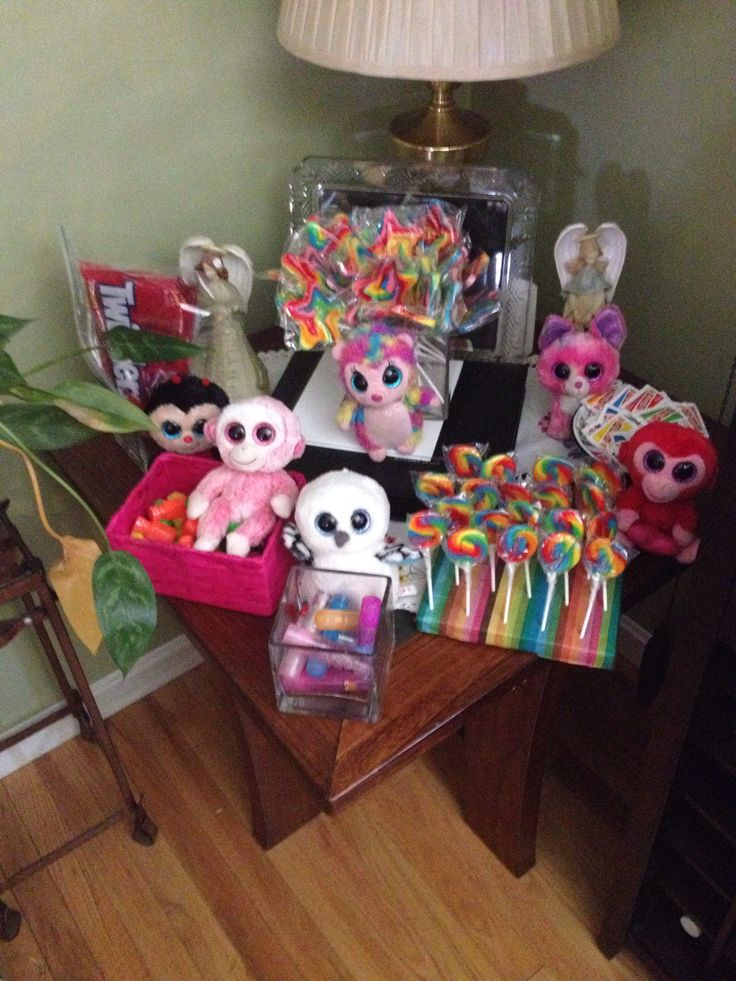 how to see birthdays beanie boos