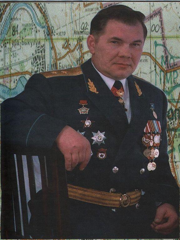 ГЕНЕРАЛ ЛЕБЕДЬ А.И.