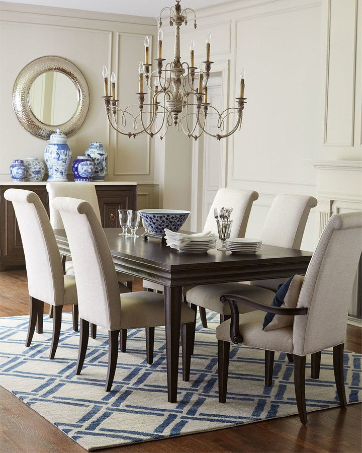 Dining Room Furniture Michigan: Lenore Dining Room Furniture