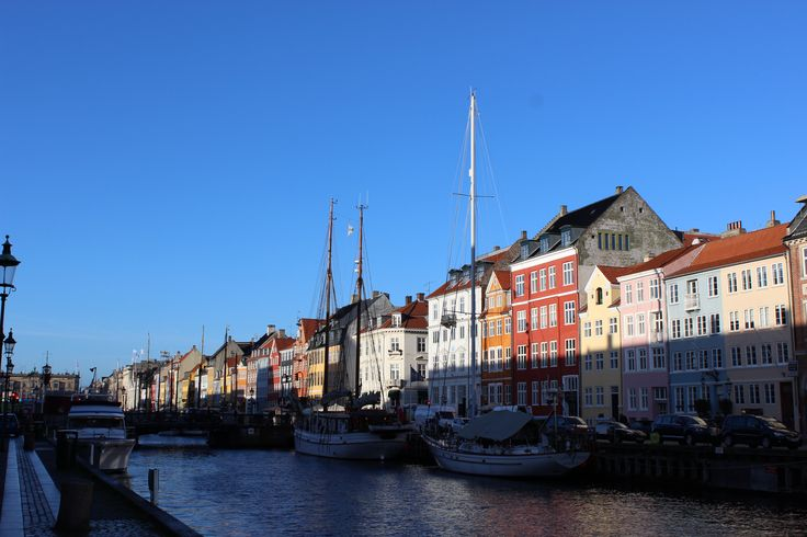 the most beautiful part of the city- NyHavn