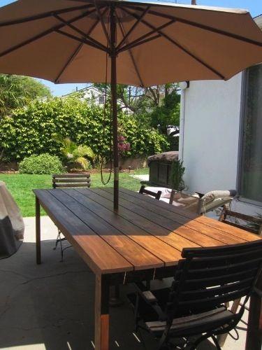 Best 25+ Homemade outdoor furniture ideas on Pinterest ...