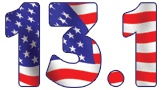13.1 Flag Temporary Tattoo