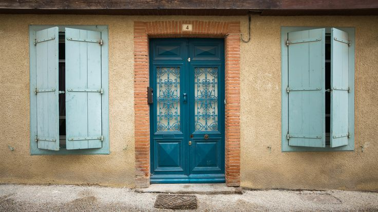 https://flic.kr/p/QgQgJk | Sorèze, portes et portails (81)