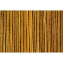 Laminated Birch Panel - F9011 Zebrano