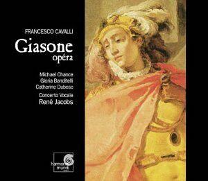 Francesco  Cavalli  :  opera Giasone