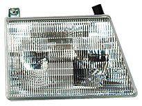 TYC 20-3074-00 Ford Econoline Passenger Side Headlight Assembly