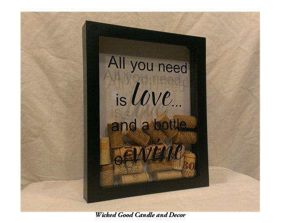 Wine Cork Holder Cork Saver Wine Cork Frame Wine Cork Shadowbox