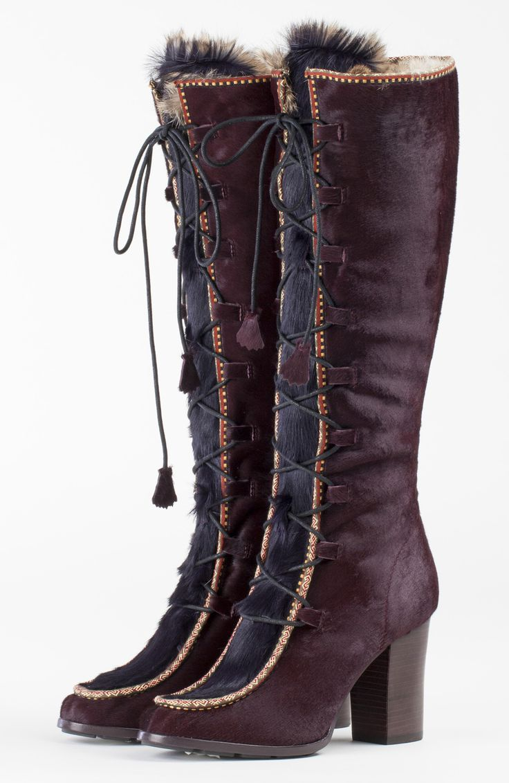 Anna Sui and Frye Collaborate on the Perfect Fall Accessories Collection from #InStyle