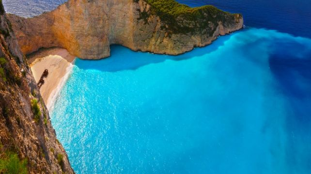 Greece, Europe  Wonderful islands, historic sites that span for millennia, idyllic beaches and towering mountain ranges make vacations in Greece an unforgettable travel experience