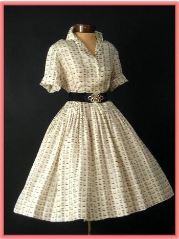 Платье в стиле 60 х годов фото